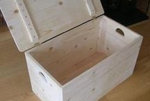 DIY WOOD BOXES