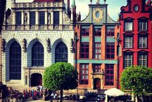 Must see in Gdansk / Places you must see while sightseeing in Gdansk.
