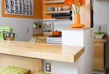 kitchen w/ minibar