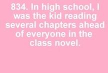 High School / by Jamie Cline
