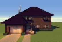 Rumah minecraft
