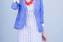 Teaching clothes / fashion