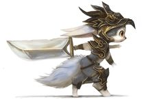 AniWarriors / Warriors are impressive, animals are cute. What if we mix?!