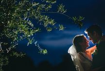 Magical Lighting Wedding Photography / Lighting is so essential to create the perfect ambience and is so fun to photograph.
