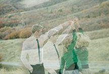 Engagement photo ideas / D&E engagement photo ideas