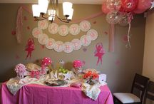 Ballarina Birthday Party Idea / Just a Little Girl is your best inspiration.