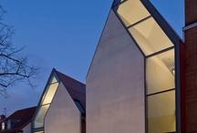 Architektura, která se mi líbí.