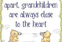 love my grandchildren / by Alisa Galloup-Soderstrom