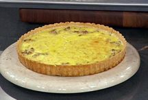 Quiche/Savory Tarts etc / by Odelle Smith