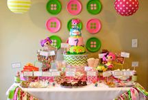 5th Birthday Party Ideas / Ideas for themes for Maddie's 5th birthday party in 2015