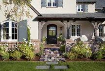 Houses & Gardens & Exteriors