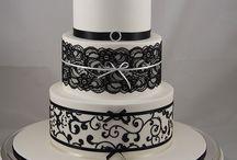 Kerrys Wedding cake