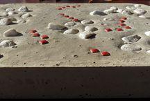 Betonideen / Handgemachte Accessoires und Dekoideen aus Beton