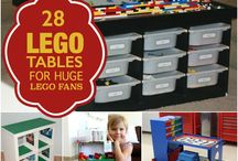 LEGO Storage & Ideas