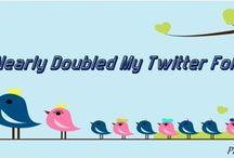 Twitter stuff