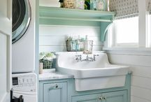 Fabulous Laundry rooms