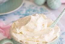 cremas relleno tartas