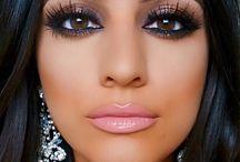Prom Makeup Inspirations