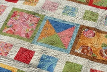 freemotion quilting and longarmers / by Gale Johnson