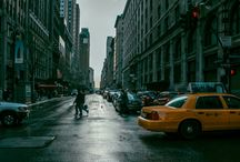 awesome city/town/street/people