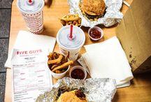 Manger à New York