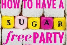 Bursdag uten sukker
