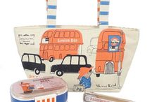 Kids Bags and Lunchboxes Retro and Vintage Style