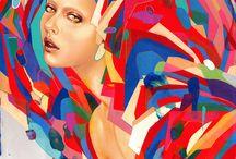 ART.GRAPHIC.MOOD BOARDS.SKETCH / by UGO ZUMAiA