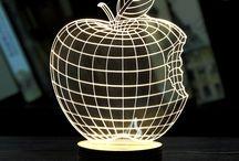 Mood Lamps