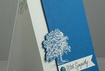 SU - Sympathy card / rouwkaart / #Sympathy card / #rouwkaart #Stampinup Stampin Up