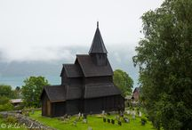 Churces / Norwegian Stave Churces and other Churces
