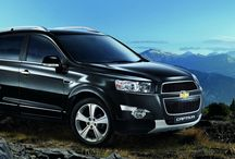 NEW CHEVROLET CAPTIVA / New Chevrolet Captiva Sport Models SUV, officially rolled in Thailand International Motor Expo.