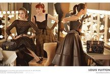 Fashion spread / Fashion or brand campaigns and ads