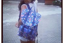 #wearing BACKPACKS