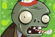 Cumpleaños plantas vs zombies