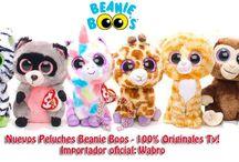 BeanieBoos TY / Peluches #BeanisBoos #TY #Wabro #ToyPlush #ZigZag #Peanut #Tabitha #Safari #Rocco #Coconut #Duke #Wishful #CosasDeChicos