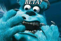 Sou desses....Beta!