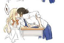 Trop mignons couples (Yaoi,Yuri,Hétéro)