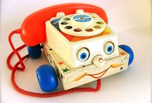 Fisher Price Toys / by Lena Fontein