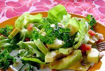 Salades - Salads