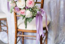 Pink and Lavender Weddings By Rachel A. Clingen