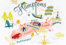 The Hamptons / by Susan Raisch