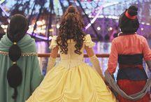 I'm a Disney Princess / by Katie Mayhall