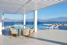 Villa Imperiale, luxe holiday villa with pool on Crete Island, Greece