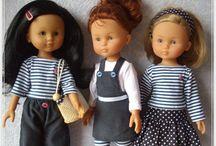poupée / Modèle tricot poupée corolle les chéries