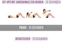 Fitness||Abnehmen