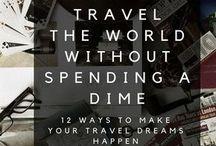 working travel