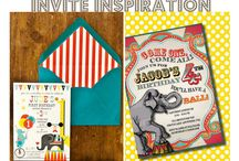 Party themes & ideas / by Stephanie Woods
