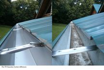 Hangers / Hangers used to hang Seamless Gutters