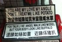 Translation Fails / Clean and hilarious :D